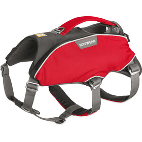 Ruffwear Web Master Pro Harness Red Currant